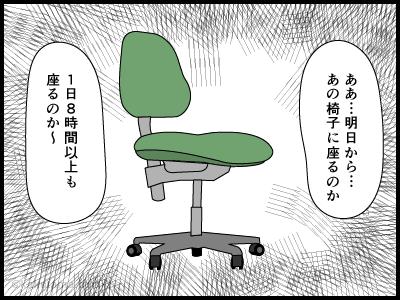 GWが終わり明日から会社の漫画3