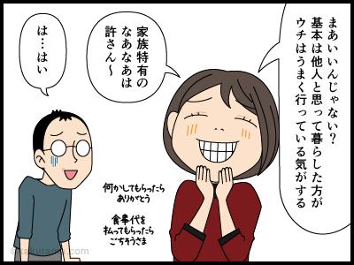 嫁、妻、奥さんについての呼び方の違いについての漫画4