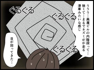 階段をずっと下っているとわけがわからなくなる漫画2