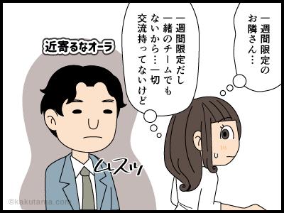 孤独な派遣社員の漫画1