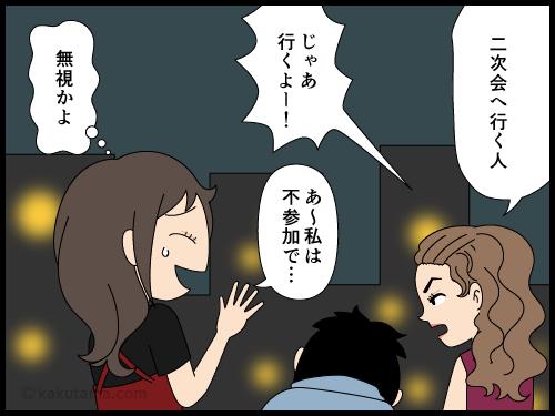 同窓会(03)フェードアウト